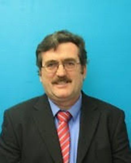 Dunmow: Gerard Darcy (Labour Party) is standing as a candidate in the Essex County Council election
