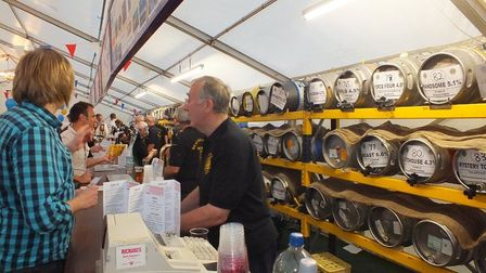 Beer and cider fans gutted as popular festival is cancelled.