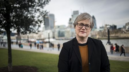 North east London Assembly candidate Caroline Russell
