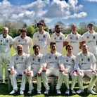 Royston Cricket Club team photo