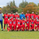 Camden United FC's 11-a-side team