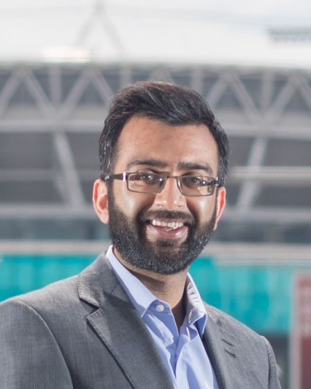 Cllr Krupesh Hirani, Labour Party London Assembly candidate for Brent and Harrow
