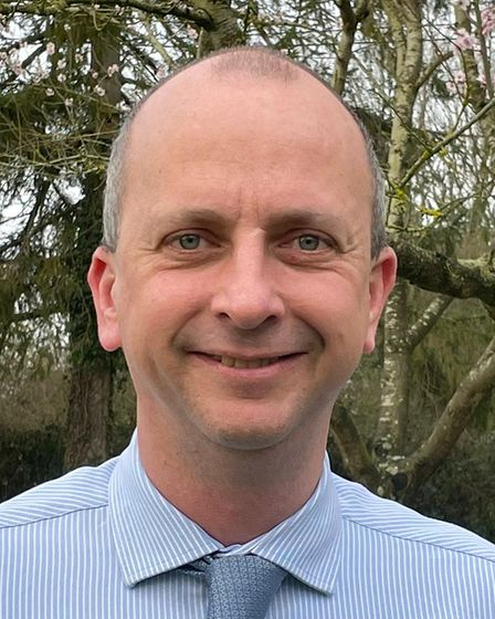 The Sampfords ward: Uli Gerhard (Residents for Uttlesford) is standing for election to Uttlesford District Council