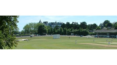 Sports and recreation ground