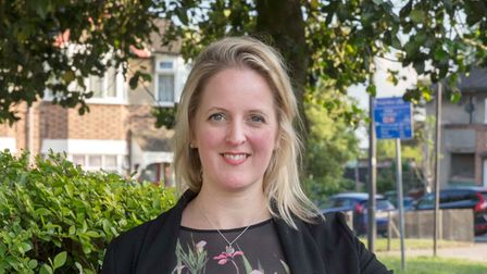 Emma Wallace, Green Party, London Assembly candidate for Brent and Harrow