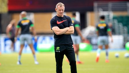 Saracens head coach Mark McCall has committed his long-term future to the club