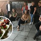 The Whalebone pub in Norwich is welcoming eight new street food vendors.