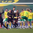 Norwich City found Ismaila Sarr in potent form for Watford