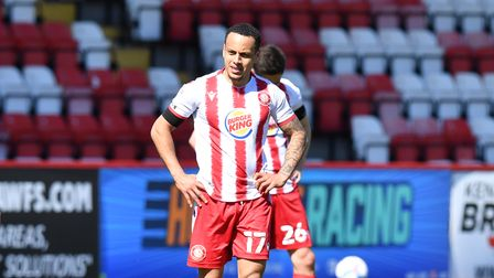 Elliott List of Stevenage FC