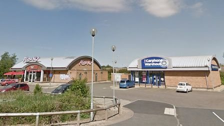 Subway looks to be replacing Carphone Warehouse at Gapton Hall, Great Yarmouth