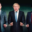 Boris Johnson meets AC-12in a Line of Duty mock-up for The New European