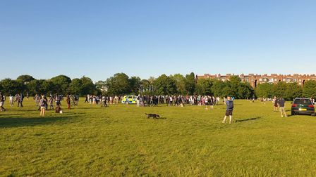 The Hampstead Heath Constabulary are looking at injunctions to help prevent scenes such as 'fracas' seen in June 2020