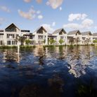 Artist impression of the Yelland Quay regeneration scheme