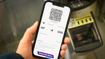 Barcode e-tickets are now available at more stations in Hertfordshire
