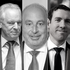 Phillip Green, David Cameron, Francis Maude, Lex Greensill and Jeremy Heywood