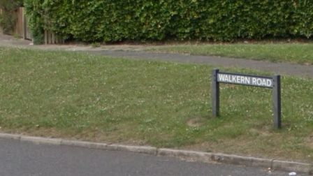 Police were called shortly after 4pm yesterday (April 20) to reports of an attempted robbery in Walkern Road.