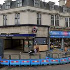 Finchley Road Tube station