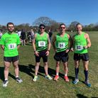 Harold Wood running club finish Chingford League season