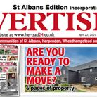Tell us what you think of the Herts Ad to help shape our future
