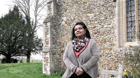 The Sampfords ward: Sanjukta Ghosh (LabourParty) is standing for election to Uttlesford District Council