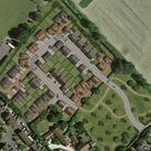 Persimmon's plans for Moor Road in Yatton