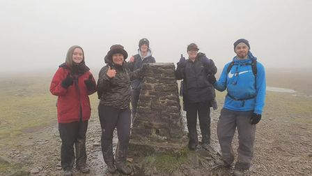 SYEP have hosted mountain climbing trips for young people