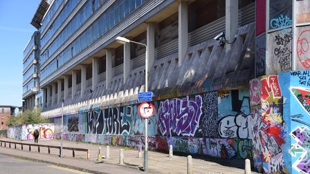 Sovereign House at Anglia Square. Picture: DENISE BRADLEY