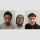 The three men jailed for life for Joshua White's murder.