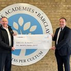 Barclay academy receives money for covid recovery