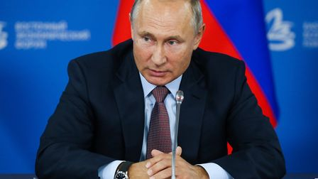 The coronavirus pandemic has exposed the existential threat to our whole way of life of Putin's Russ