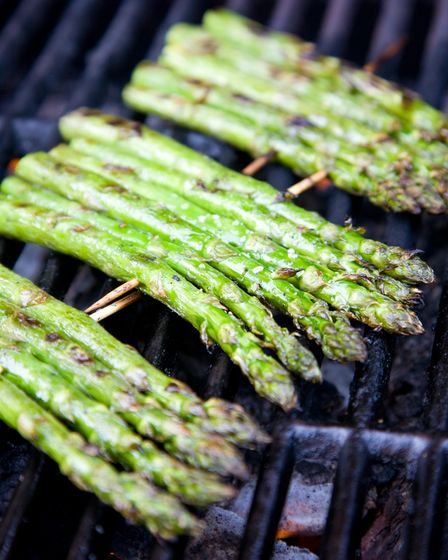 You can griddle or BBQ the spears to bring out its nutty notes
