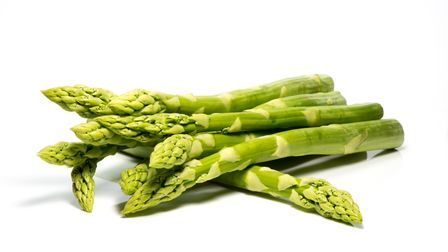 The asparagus season is all too brief, starting in mid April and over by Midsummer's Day