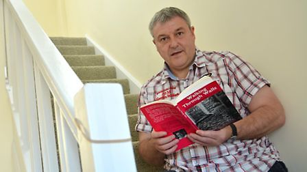Mark Egerton has written a book called The Haunted History of Huntingdonshire.