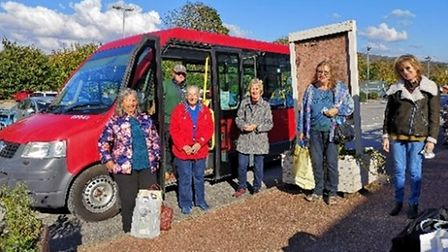 Community trips resume next month
