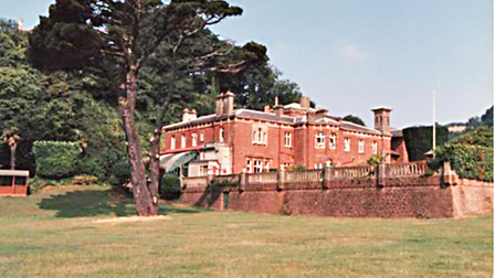 Barcombe Hall, Paignton - the home of Montpelier School.