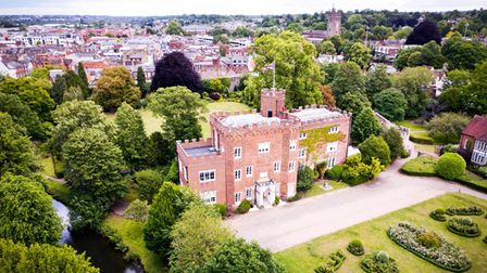 Hertford Castle is already included in the Hertford Heritage Trail.