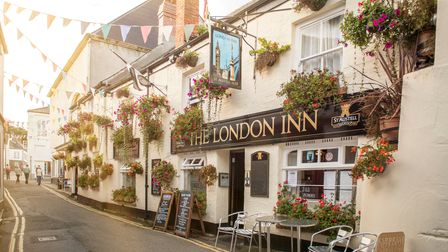 The London Inn, Padstow