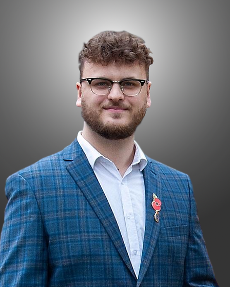 Sam North, Police and Crime Commissioner candidate for the Liberal Democrats
