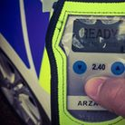 Anuninsured and unlicenced suspected drink driver, a woman in her 30s, was arrested in Lynn Road in Wisbech