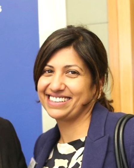 Sapna Chadha, Conservative Party candidate for Brondesbury Park