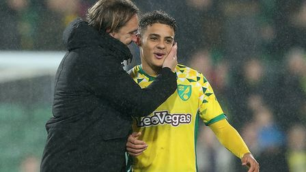 Norwich City head coach Daniel Farke had his say on fresh Everton speculation and Max Aarons