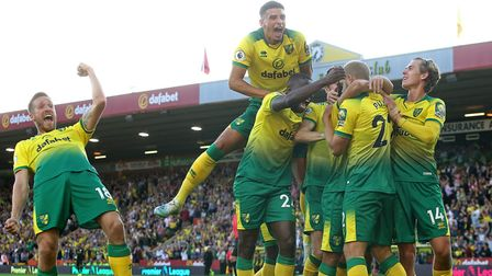 Norwich City's epic 3-2 Premier League win over Manchester City in 2019 was one for the underdog