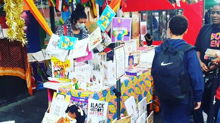 The BookLove carnival will be at Hackney's Bohemia Market this weekend.