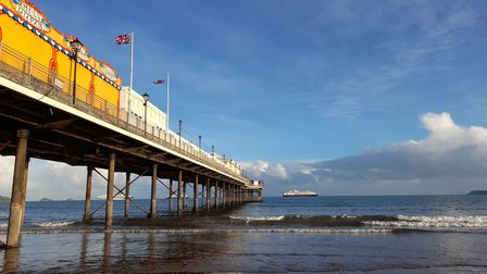 Paignton Pier was opened in June 1879
