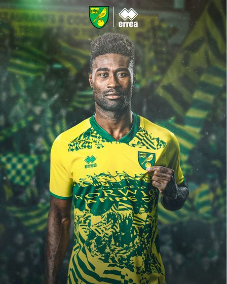NCFC special edition kit