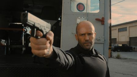 Jason Statham stars as H in director Guy Ritchie's Wrath of Man, aMetro Goldwyn Mayer Pictures film.