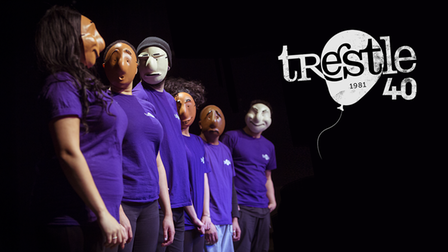 Trestle Theatre Company will celebrate40 years with an exhibition in partnership with St Albans Museum + Gallery.