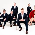 VOCES8 appear at the 2021 Proms at St Jude's festival in Hampstead Garden Suburb