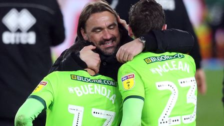 Daniel Farke can get his hands on another Championship title with a win on Saturday against Reading