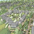 An indicative image of the Inglewood development